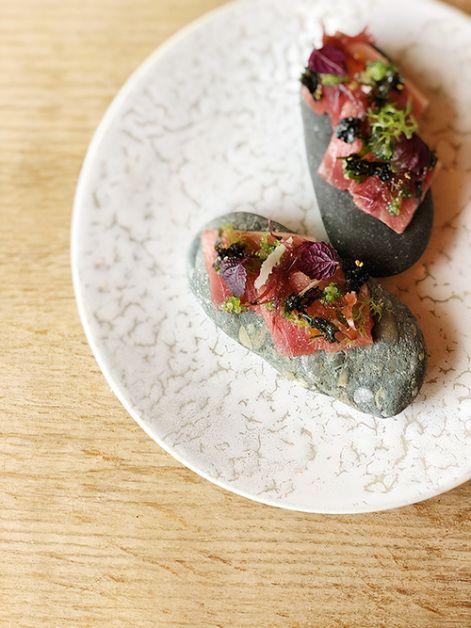 Photo des sashimis de chez Toshiro à Saint-Gilles