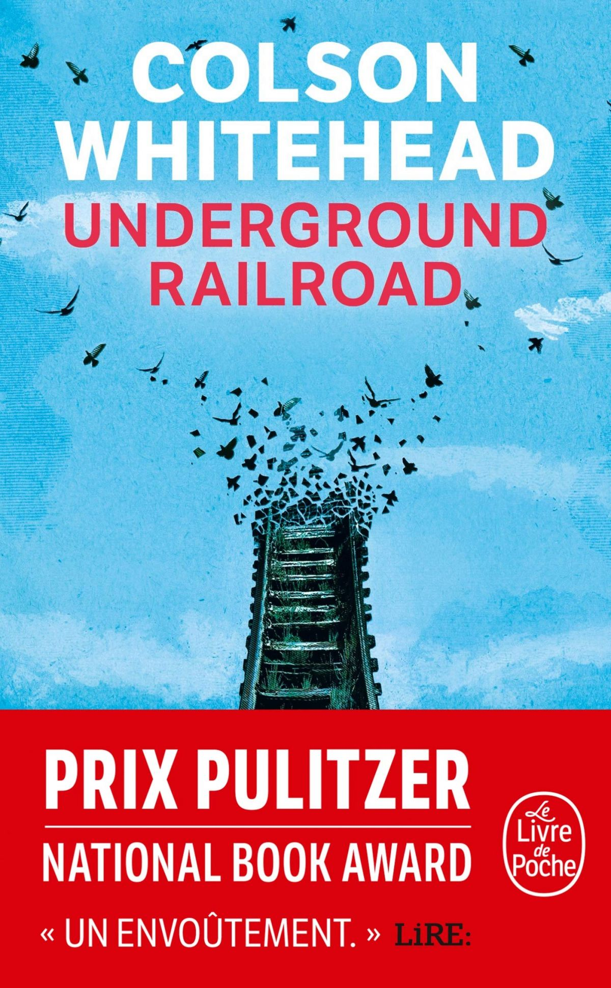 Roman de l'été - Underground railroad
