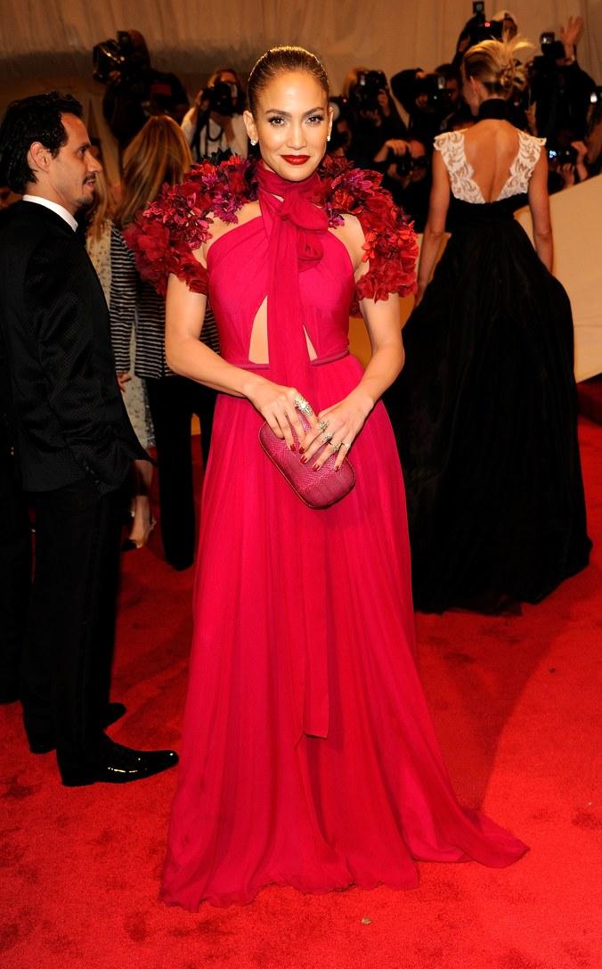 Jennifer Lopez met