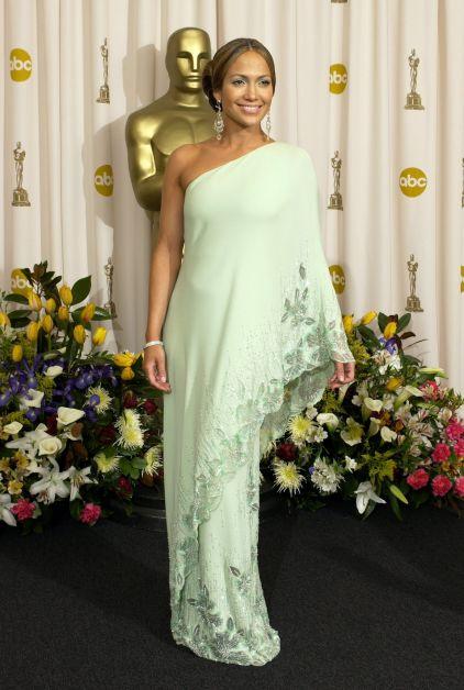 Jennifer Lopez Oscars 2003