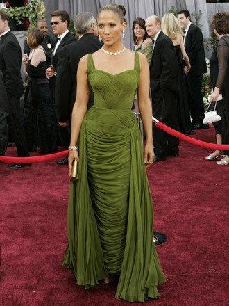 Jennifer Lopez Oscars 2006