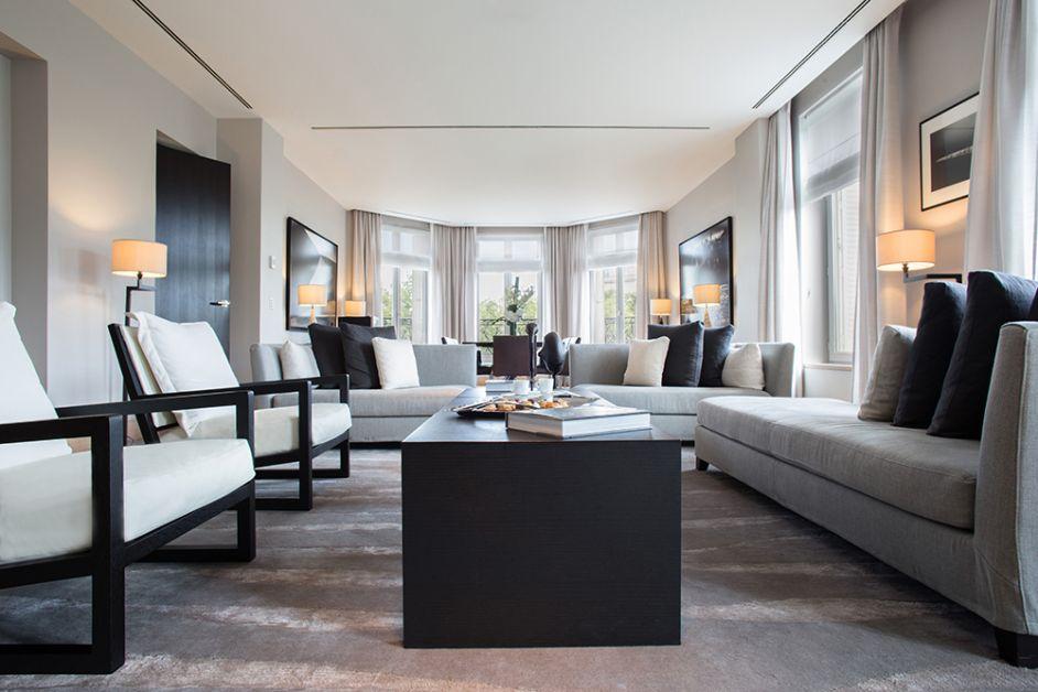 Photo de l'appartement de La Réserve Paris