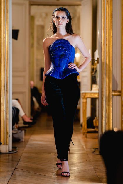C'était comment: le défilé couture du créateur belge Bernard Depoorter ? - 2