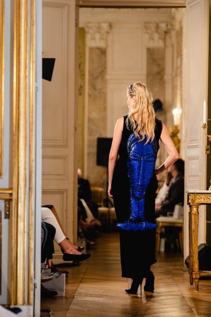 C'était comment: le défilé couture du créateur belge Bernard Depoorter ? - 3