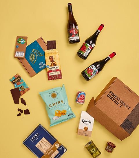 3 food boxes belges pour les épicuriens