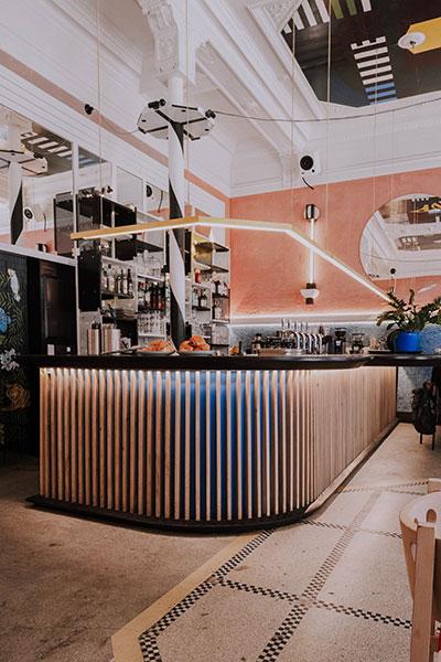 café flora Bruxelles