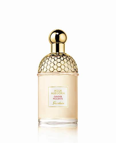 Flacon du parfum Ginger Piccante de la collection Aqua Allegoria de Guerlain.