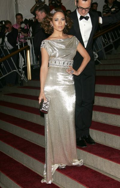 Jennifer lopez met gala 2007