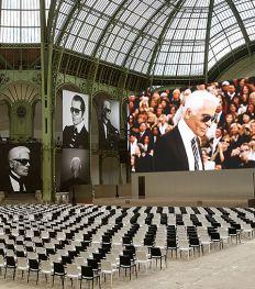 C'était comment: la soirée en hommage à Karl Lagerfeld ?