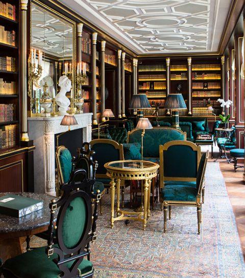 La Réserve ou l'hôtel particulier le plus confidentiel de Paris