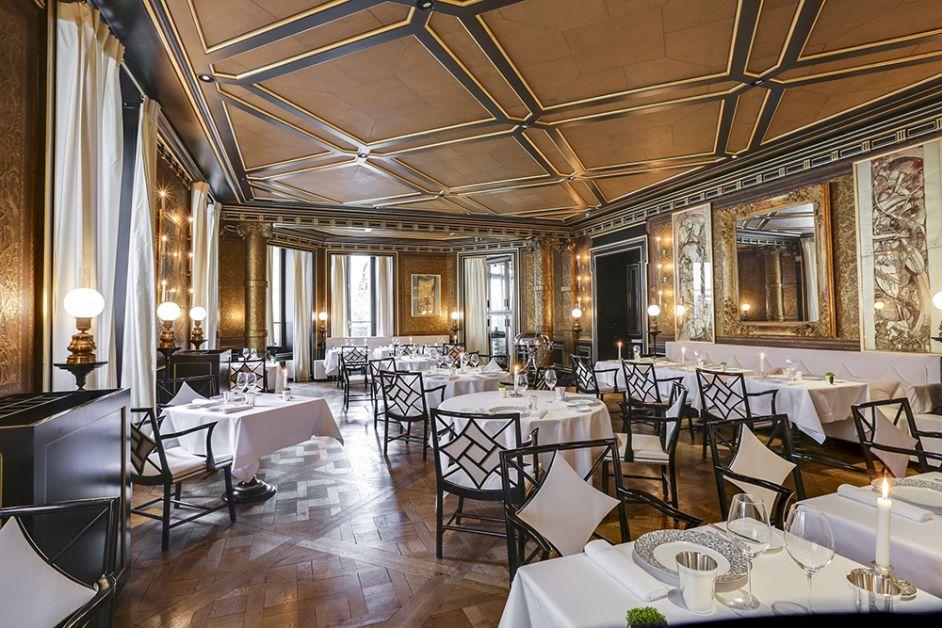 photo du restaurant Le Gabriel