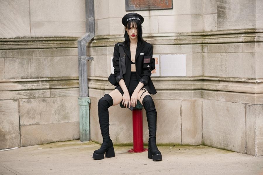 L'art de ne pas être à la mode
