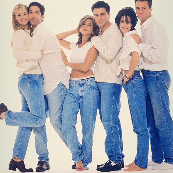L'archétype Normcore des 90' : Friends