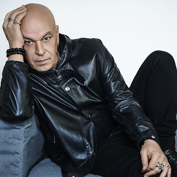 Portrait de Nicolas Degennes pour Givenchy.