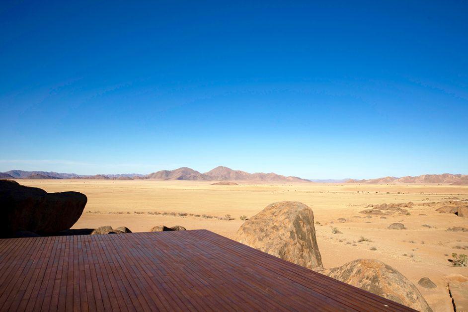 photo du désert de Namib en Namibie