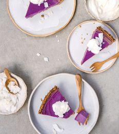 Une tarte à la patate douce pour bluffer vos invités