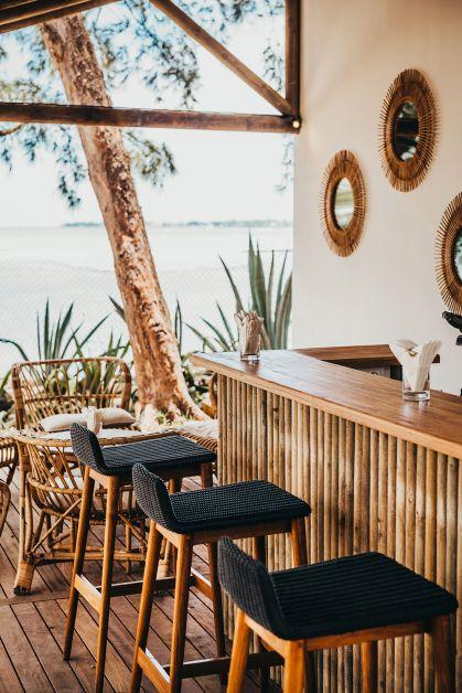 Photo du bar du Canonnier Beachcomber