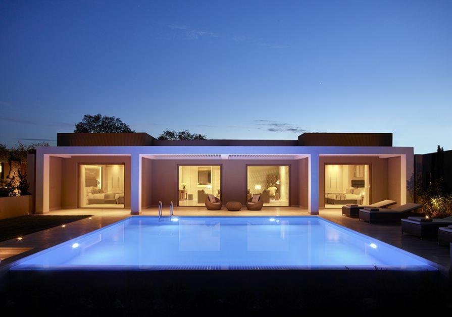 Photo d'une villa de Ikos Dassia