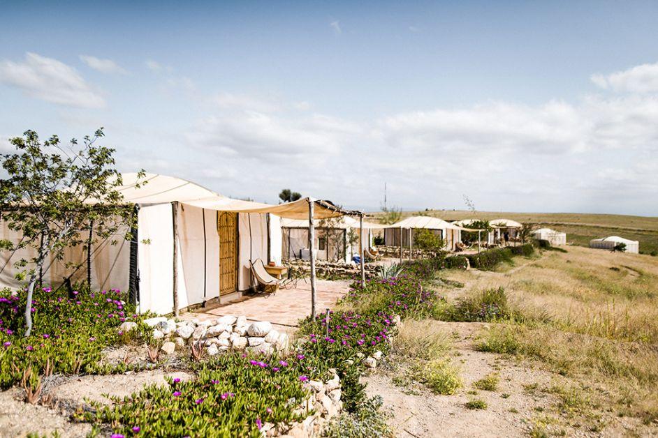 photo du camp Terre des Etoiles au Maroc