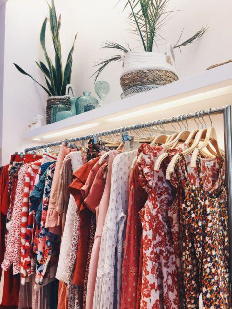 Talia est une boutique indépendante située à Bruges. Elle propose des articles intéressants en soldes