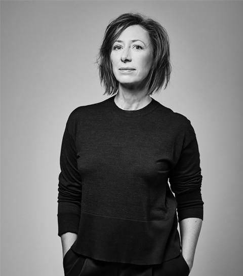 La créatrice Carine Gilson nous parle de son amour de la dentelle