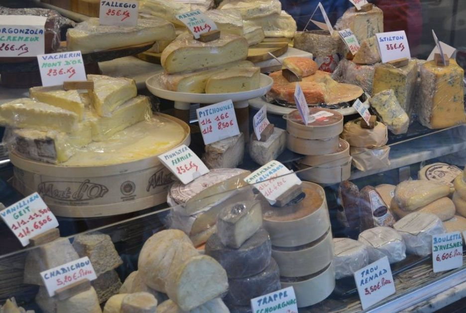 fromagerie Bruxelles