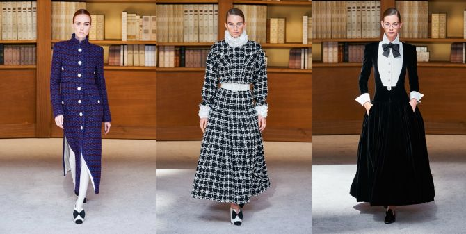 Chanel Haute-Couture FW19