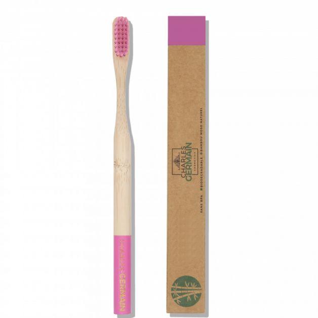 charles-germain-brosse-a-dents-en-bambou-biodegradable-rose-1x