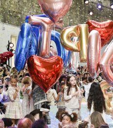 Anne-Valérie Hash réinvente la mode enfantine chez Bonpoint