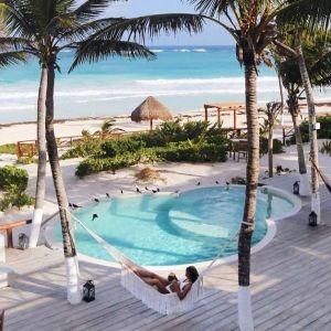 Playaakun Eco-Lux Beach Villa - © Meryl Denis
