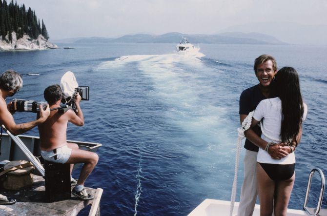 Sardaigne James Bond
