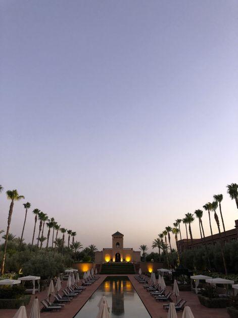 Hotel Le Selman Marrakech