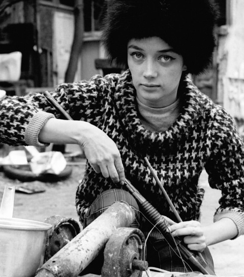 Portrait: Niki de Saint Phalle, killeuse d'ennui