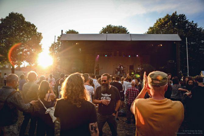 Festival Yellowstock