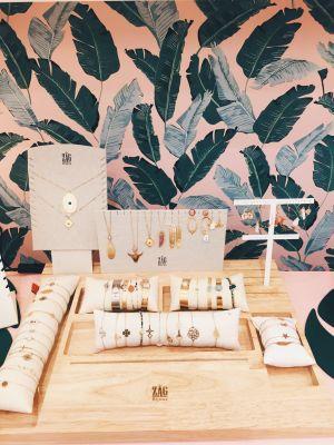 Talia est une boutique indépendante située à Bruges