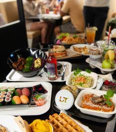 EATS : le nouveau food court bruxellois à tester sans plus tarder