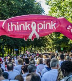 Race for the cure : la course contre le cancer du sein en Belgique
