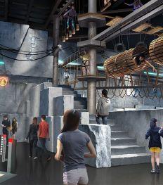 Un parc d'attractions dédié à Hunger Games, Twilight et Divergente va ouvrir ses portes