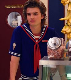 Steve Harrington de Stranger Things a sorti un single