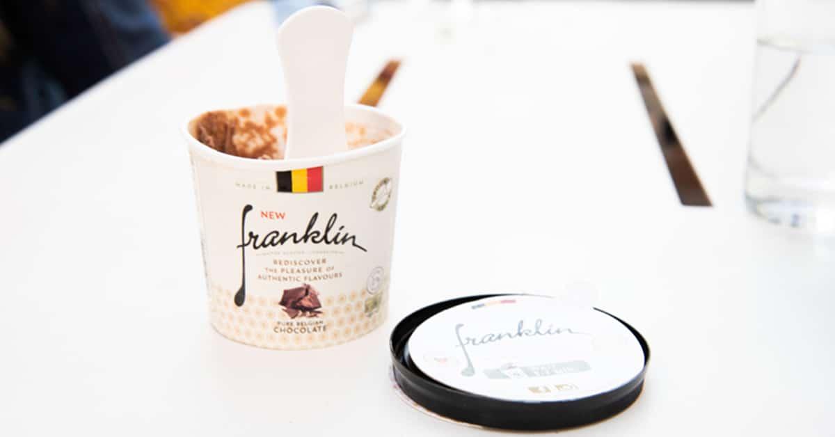 Franklin : des glaces légères pour un été gourmand - 1