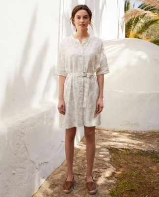 Robe lin Comptoir des Cotonniers