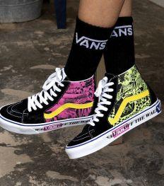 Crush: Lady Vans, la collection de vêtements et baskets inspirée par le D.I.Y.