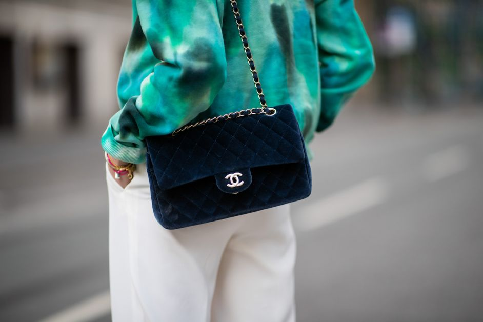 sac chanel luxe