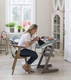 Comment bien choisir la chaise haute de bébé?
