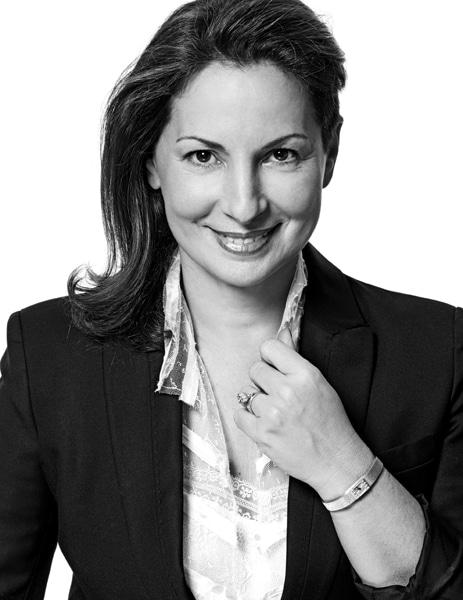 Anne-Valérie Hash ©Stéphane de Bourgis pour Bonpoint