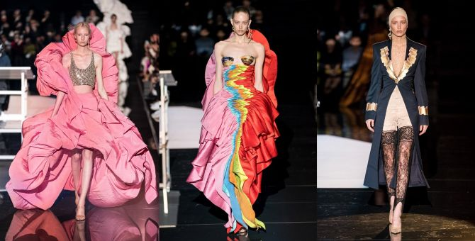Schiaparelli Haute-Couture FW19