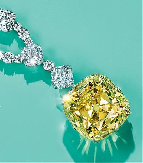 Tiffany & Co présente une nouvelle exposition à Shanghai