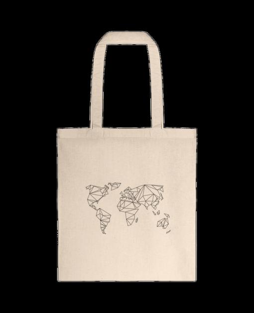 Le tote bag est une bonne alternative aux sacs en plastique