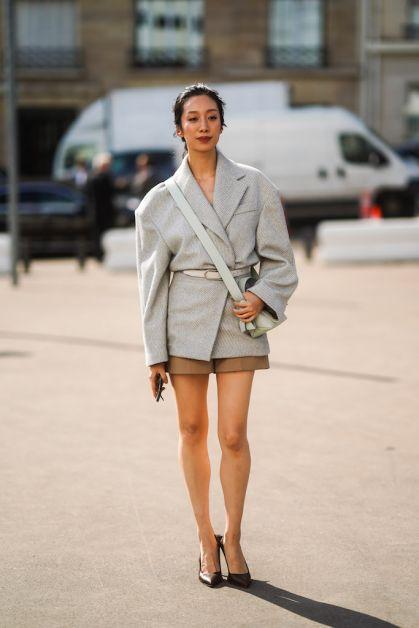 12 façons de porter le blazer oversized cet automne - 5
