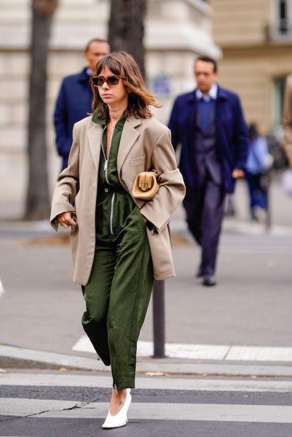 12 façons de porter le blazer oversized cet automne - 15